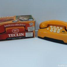 Juguetes antiguos: TELÉFONO RIMA TECLIN. Lote 141558249