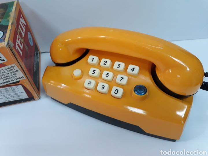 Juguetes antiguos: Teléfono RIMA TECLIN - Foto 2 - 216729347
