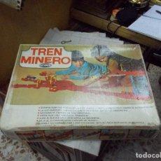 Juguetes antiguos: TREN MINERO GEYPER. Lote 141813966