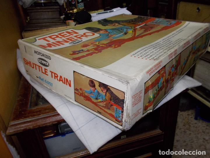 Juguetes antiguos: tren minero geyper - Foto 2 - 141813966