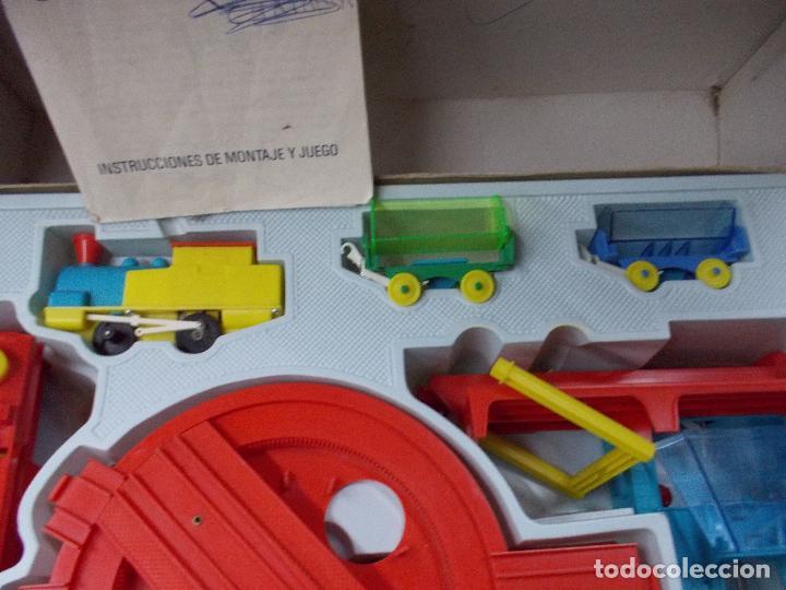 Juguetes antiguos: tren minero geyper - Foto 21 - 141813966