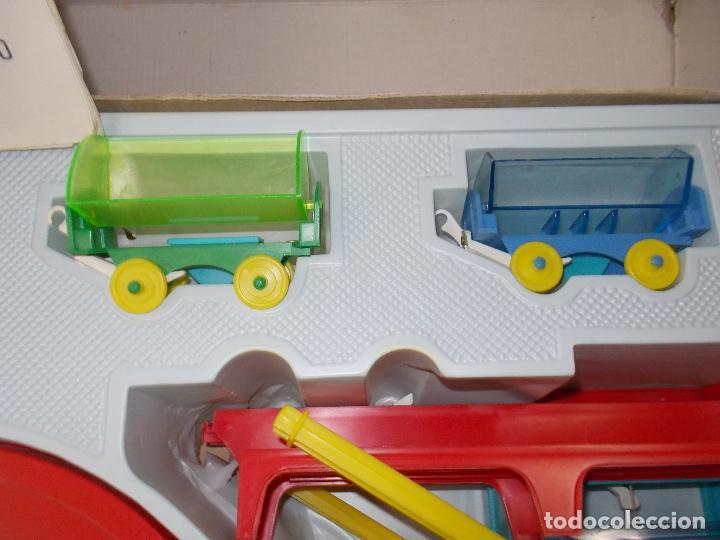 Juguetes antiguos: tren minero geyper - Foto 23 - 141813966