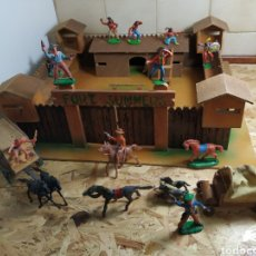 Juguetes antiguos: FORT SUMMERS. Lote 143377138