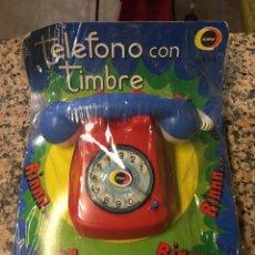 Juguetes antiguos: TELÉFONO CON TIMBRE JEMSA. Lote 143472658