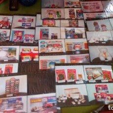 Juguetes antiguos: MUESTRARIO O CATALOGO DE FOTOS AÑOS 80/90. Lote 143730670
