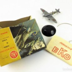 Juguetes antiguos: EKO ORIGINAL. SPITFIRE F-IX. Lote 145847370