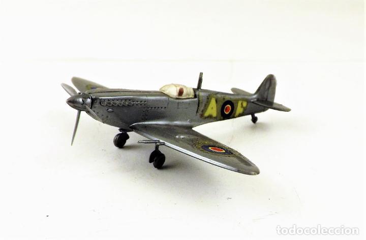 Juguetes antiguos: Eko original. Spitfire F-IX - Foto 3 - 145847370