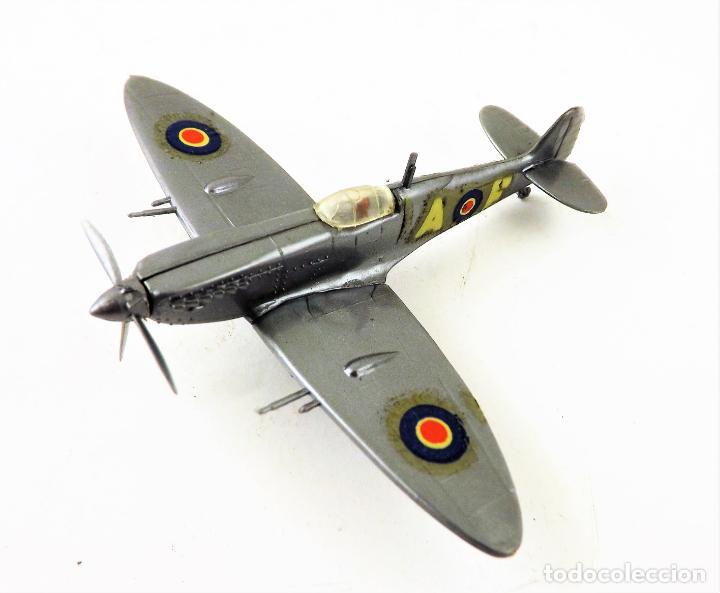 Juguetes antiguos: Eko original. Spitfire F-IX - Foto 4 - 145847370