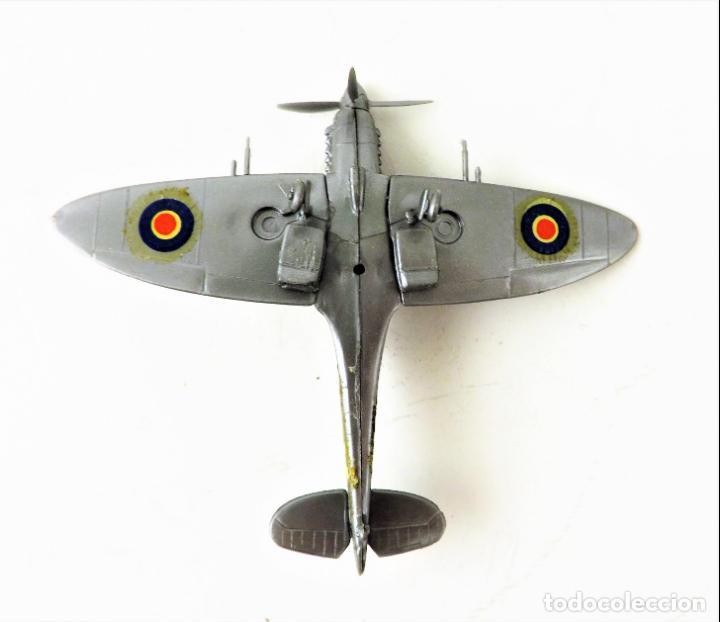 Juguetes antiguos: Eko original. Spitfire F-IX - Foto 5 - 145847370