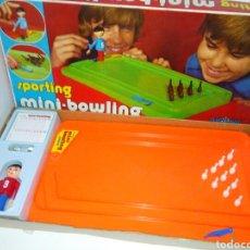 Juguetes antiguos: SPORTING MINI BOWLING AIRGAM. Lote 146527854