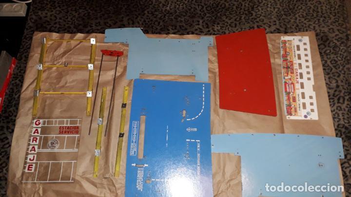 Juguetes antiguos: GARAJE RIMA, PIEZAS GARAJE RIMA, JUGUETE ANTIGUO, GARAJE DE JUGUETE - Foto 2 - 147078378