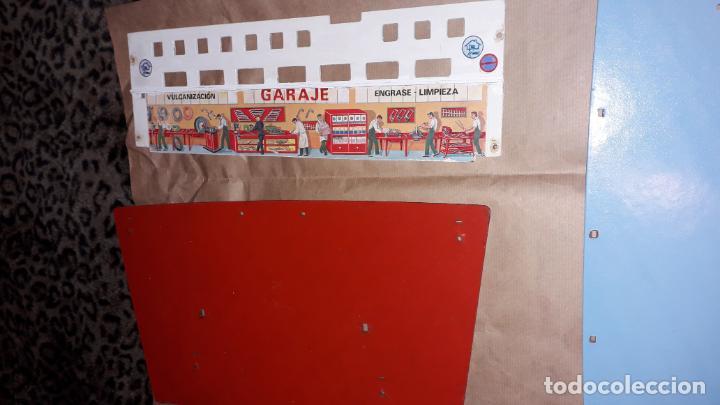 Juguetes antiguos: GARAJE RIMA, PIEZAS GARAJE RIMA, JUGUETE ANTIGUO, GARAJE DE JUGUETE - Foto 3 - 147078378