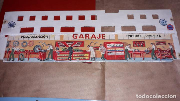 Juguetes antiguos: GARAJE RIMA, PIEZAS GARAJE RIMA, JUGUETE ANTIGUO, GARAJE DE JUGUETE - Foto 5 - 147078378