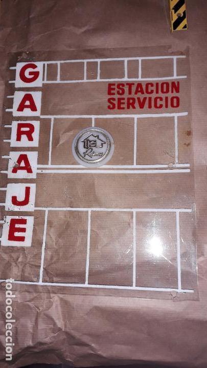 Juguetes antiguos: GARAJE RIMA, PIEZAS GARAJE RIMA, JUGUETE ANTIGUO, GARAJE DE JUGUETE - Foto 13 - 147078378