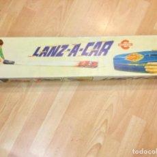 "Juguetes antiguos: LANZ A CAR ""CONGOST"". AÑO 1977. Lote 147473206"