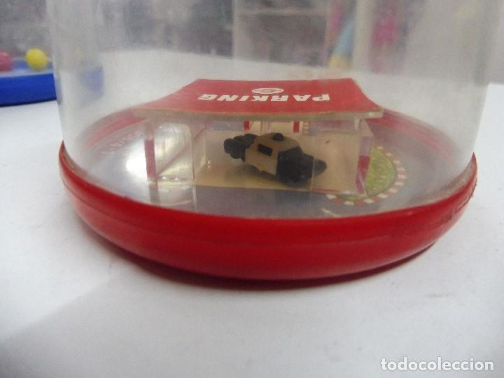 Juguetes antiguos: Congost los imposibles parking coche policía ref. 1306/4-1 1973 made in Spain juego habilidad (MJ) - Foto 4 - 175114273