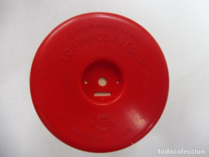 Juguetes antiguos: Congost los imposibles parking coche policía ref. 1306/4-1 1973 made in Spain juego habilidad (MJ) - Foto 7 - 175114273