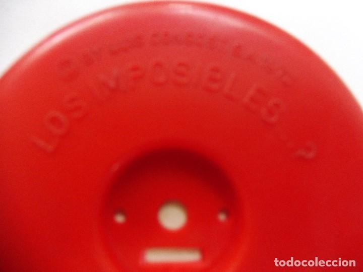 Juguetes antiguos: Congost los imposibles parking coche policía ref. 1306/4-1 1973 made in Spain juego habilidad (MJ) - Foto 9 - 175114273