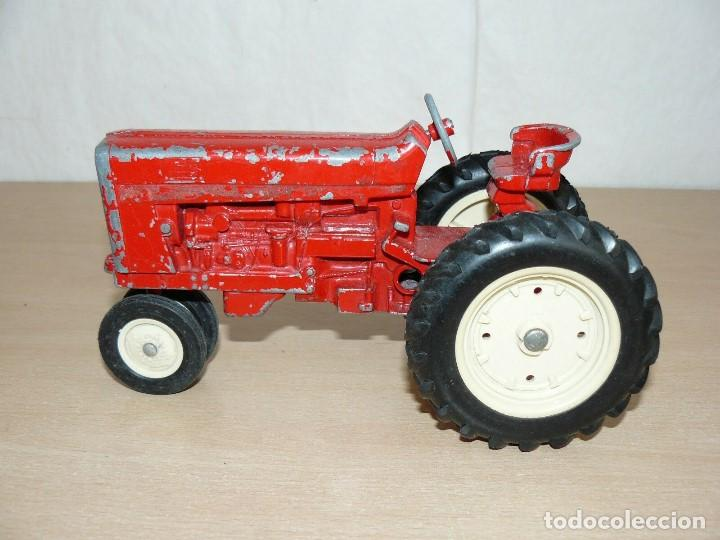 Harvester Metal Agricultor Ertl 16 70 Agricola Diecast Red Scale International Tractor Rojo Años 1 byf76vYg