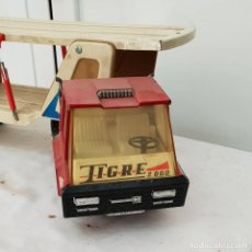 Juguetes antiguos: CAMION TIGRE. Lote 151177862
