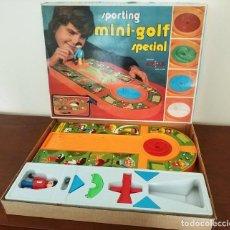 Juguetes antiguos: SPORTING MINI-GOLF SPECIAL AIRGAM REF 816 BUEN ESTADO EN CAJA. Lote 151997606