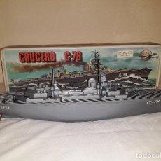 Juguetes antiguos: CRUCERO C-78 RANETTA REF.111. Lote 152566650