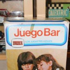 Juguetes antiguos: JUEGO BAR - EUREKA NUEVA AÑOS 80. Lote 152900766