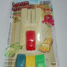 Jouets Anciens: LANZA COCHES SHAMBERS A ESTRENAR MADE IN SPAIN. Lote 153203309