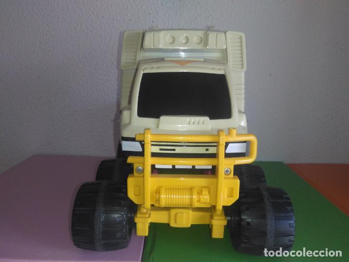 Juguetes antiguos: Coche camión gozan VEHICULO ANTARTIC made in Spain cg3 - Foto 2 - 153211374