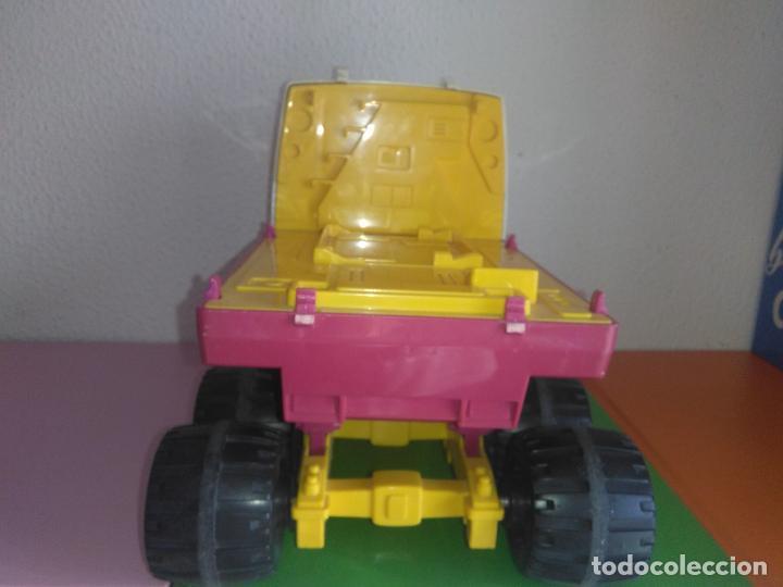 Juguetes antiguos: Coche camión gozan VEHICULO ANTARTIC made in Spain cg3 - Foto 5 - 153211374