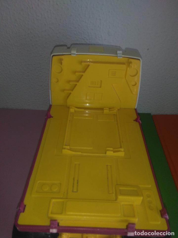 Juguetes antiguos: Coche camión gozan VEHICULO ANTARTIC made in Spain cg3 - Foto 6 - 153211374