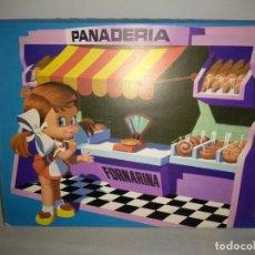 Brinquedos antigos: PANADERÍA FORNARINA VICJUSA. Lote 153429022