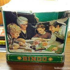 Juguetes antiguos: BINGO DE CONGOST AÑO 1972 - DEFECTUOSO. Lote 153638522