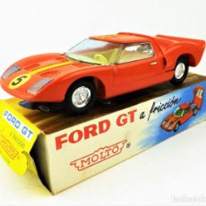 Juguetes antiguos: MOLTO. FORD GT. Lote 154602582