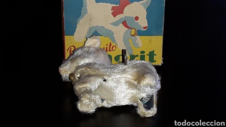 Juguetes antiguos: Artículo promocional, Detergente Norit el Borreguito, M.I. Mecánica Ibense, IBI, original años 60. - Foto 7 - 155184762