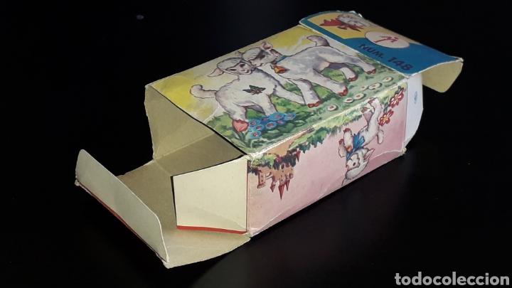 Juguetes antiguos: Artículo promocional, Detergente Norit el Borreguito, M.I. Mecánica Ibense, IBI, original años 60. - Foto 15 - 155184762