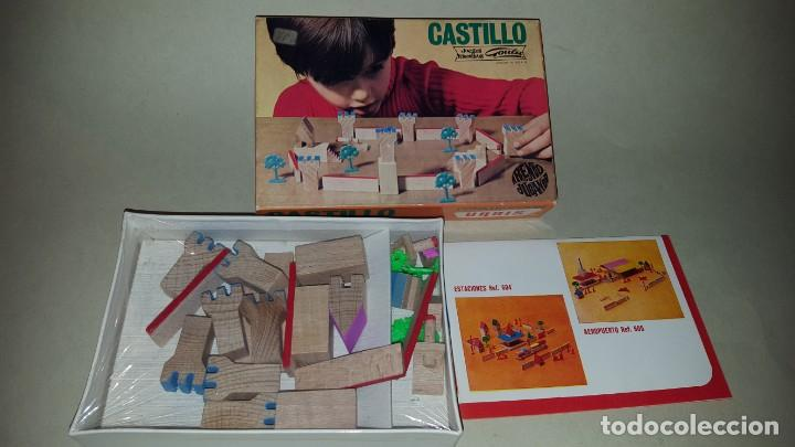 GOULA- CASTILLO- JUEGO CONSTRUCCION (Juguetes - Marcas Clasicas - Otras Marcas)