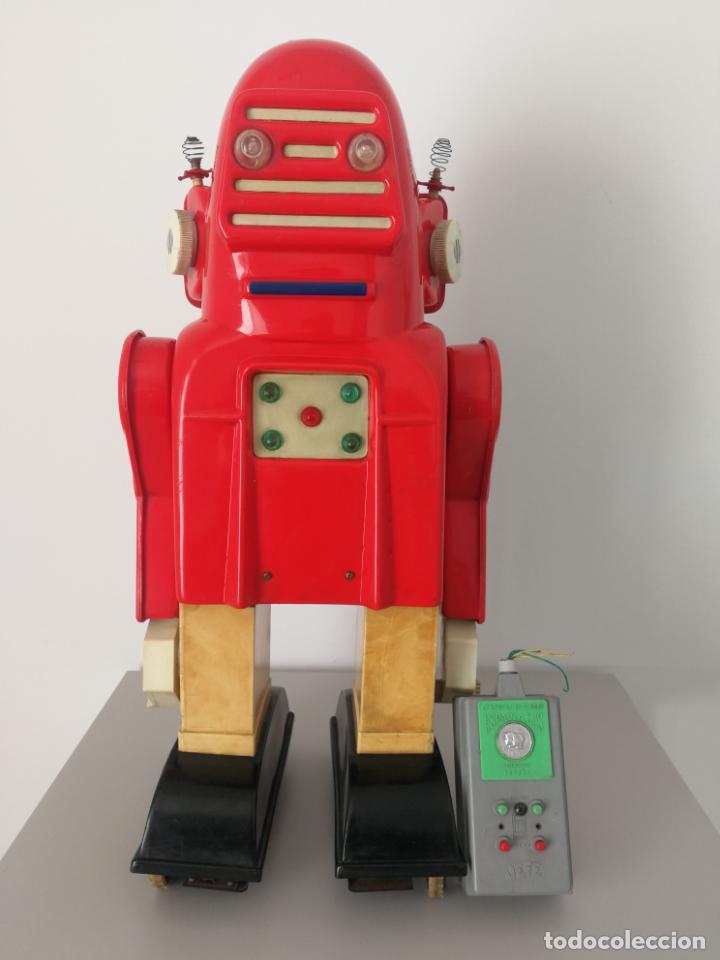ANTIGUO ROBOT ROBOTINO JUGUETES ESPACIALES JEFE (Juguetes - Marcas Clasicas - Otras Marcas)