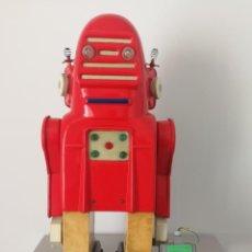 Juguetes antiguos: ANTIGUO ROBOT ROBOTINO JUGUETES ESPACIALES JEFE. Lote 157233954
