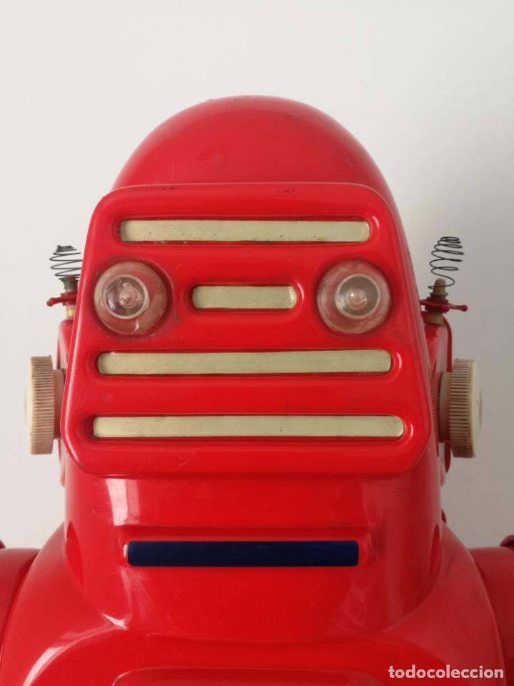 Juguetes antiguos: ANTIGUO ROBOT ROBOTINO JUGUETES ESPACIALES JEFE - Foto 9 - 157233954