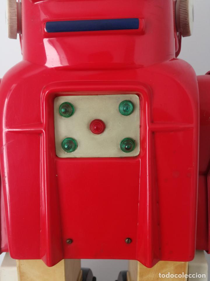 Juguetes antiguos: ANTIGUO ROBOT ROBOTINO JUGUETES ESPACIALES JEFE - Foto 10 - 157233954