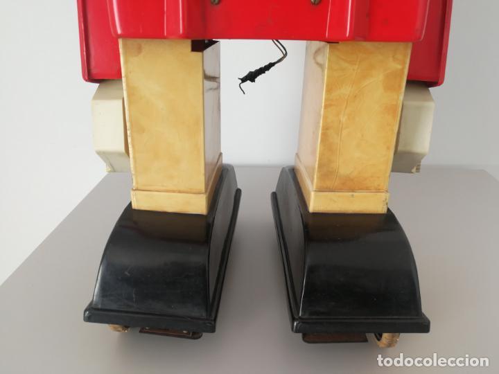 Juguetes antiguos: ANTIGUO ROBOT ROBOTINO JUGUETES ESPACIALES JEFE - Foto 13 - 157233954