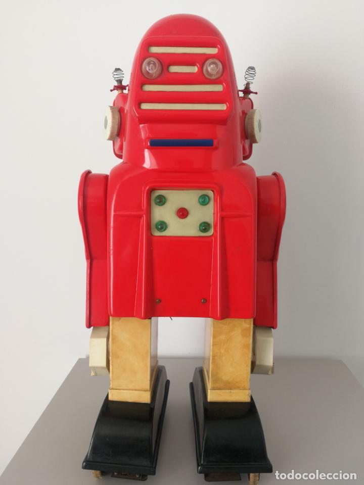 Juguetes antiguos: ANTIGUO ROBOT ROBOTINO JUGUETES ESPACIALES JEFE - Foto 14 - 157233954