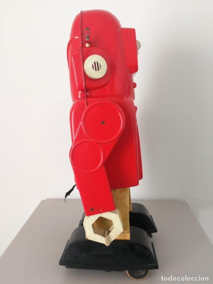 Juguetes antiguos: ANTIGUO ROBOT ROBOTINO JUGUETES ESPACIALES JEFE - Foto 16 - 157233954