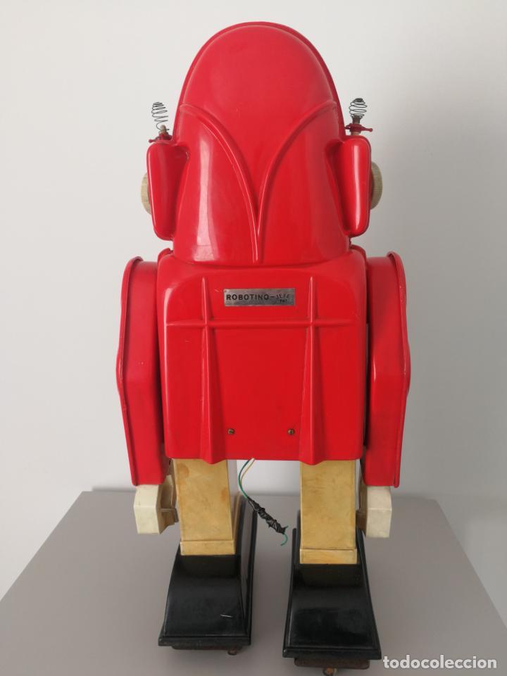 Juguetes antiguos: ANTIGUO ROBOT ROBOTINO JUGUETES ESPACIALES JEFE - Foto 18 - 157233954