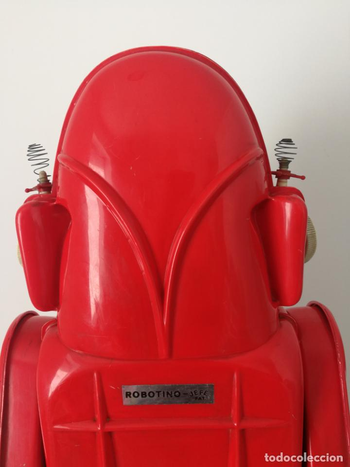 Juguetes antiguos: ANTIGUO ROBOT ROBOTINO JUGUETES ESPACIALES JEFE - Foto 19 - 157233954