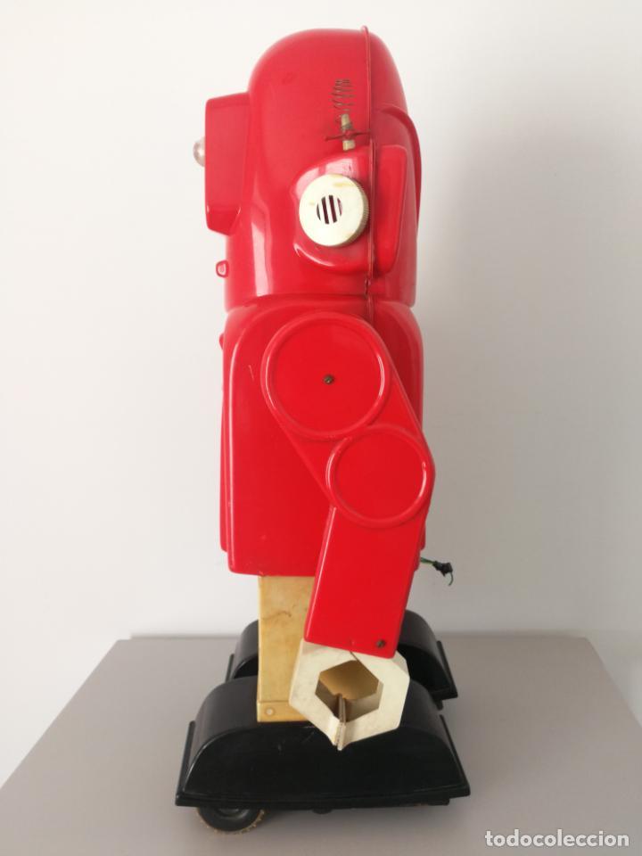 Juguetes antiguos: ANTIGUO ROBOT ROBOTINO JUGUETES ESPACIALES JEFE - Foto 22 - 157233954