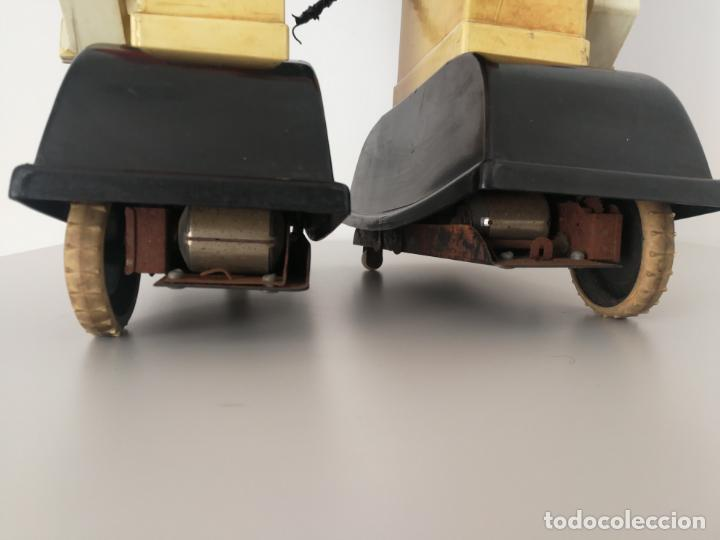 Juguetes antiguos: ANTIGUO ROBOT ROBOTINO JUGUETES ESPACIALES JEFE - Foto 24 - 157233954