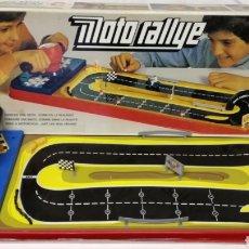 Juguetes antiguos: MOTO RALLYE CONGOST. Lote 157384554