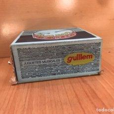 Juguetes antiguos: TAMBOR DE GUILLEM. Lote 158336946